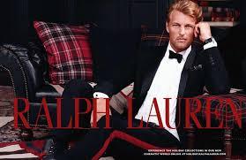 campagna pubblicitaria Ralph Lauren