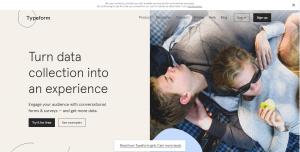 Typeform per creare i tuoi sondaggi online
