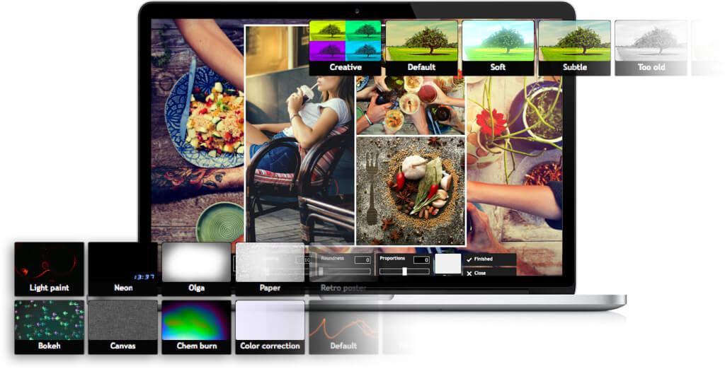pixlr tool graphic designer