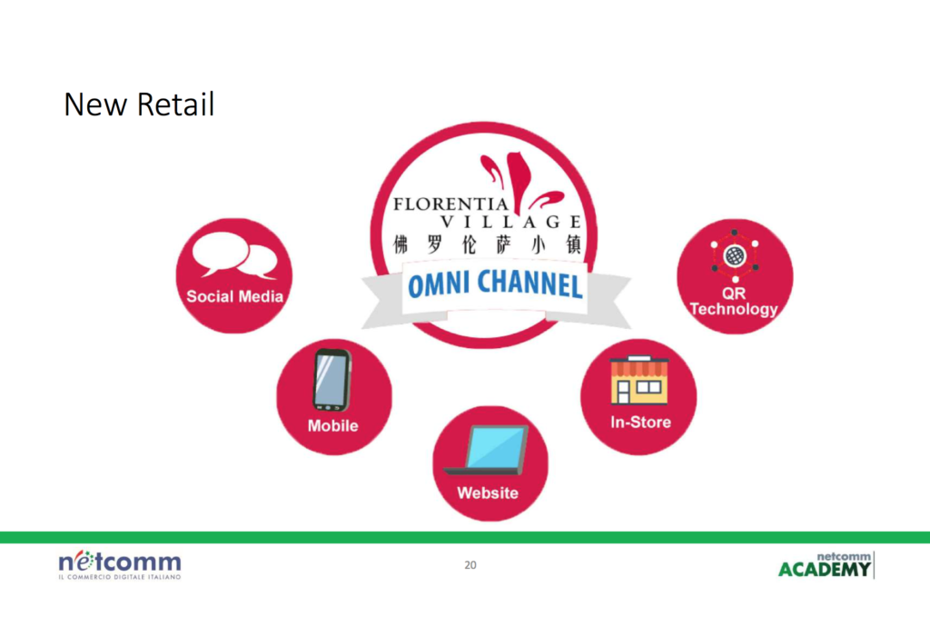 omnichannel - florentia village