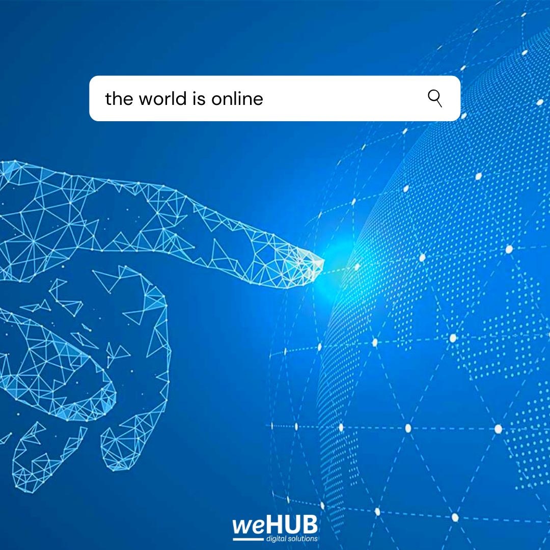 weHUB - Posizionamento online - Internet